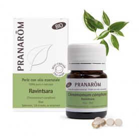 Ravintsara - 60 Mini-capsule | Pranarôm