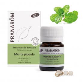Menta piperita - 60 Mini-capsule | Pranarôm