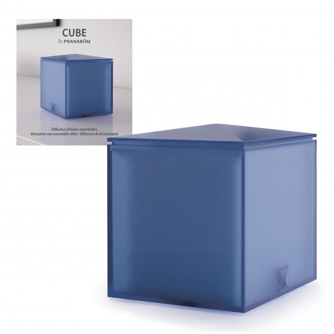 Cube - blu   Pranarôm
