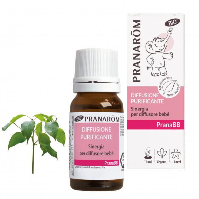 Diffusione Purificante - 10 ml | Pranarôm