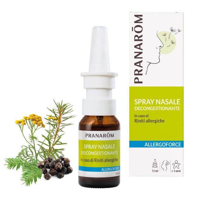 Spray nasale - decongestionante DM - 15 ml   Pranarôm