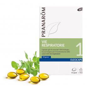 1 - Vie respiratorie - 30 capsule | Pranarôm