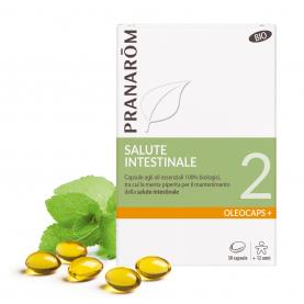 2 - Salute intestinale - 30 capsule | Pranarôm