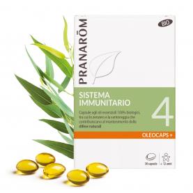 4 - Sistema immunitario - 30 capsule | Pranarôm
