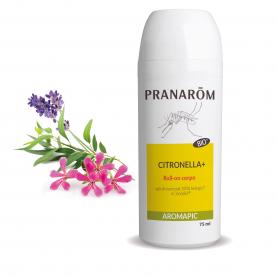 Roll-on corpo Citronella+ - 75 ml | Pranarôm