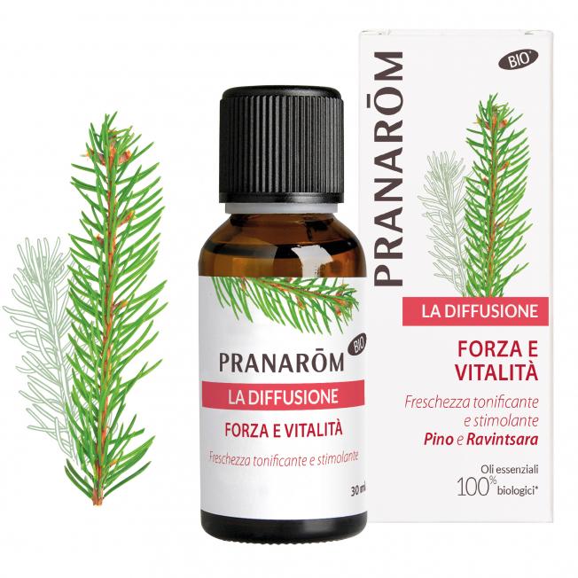 Forza e vitalità - 30 ml | Pranarôm