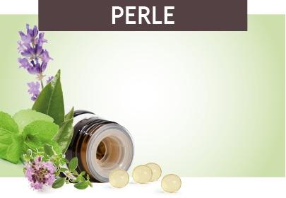 Perle di oli essenziali